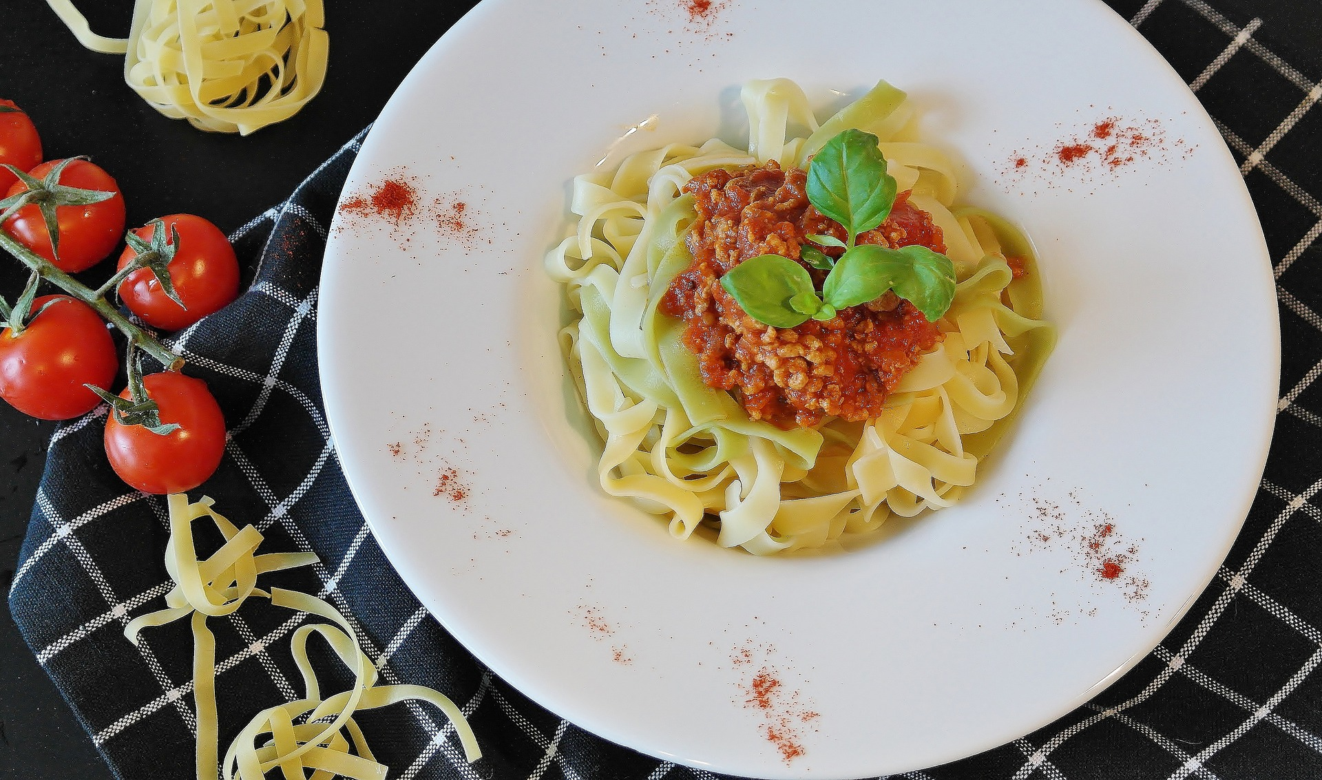 Bolognese culinaire camperroute door Italië
